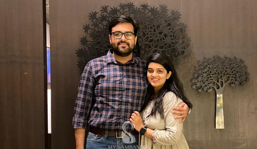 Rajvi & Shravan
