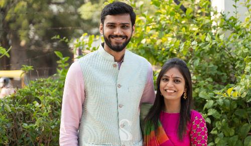 Janki & Prathit