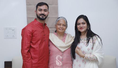 Meshwa & Romal