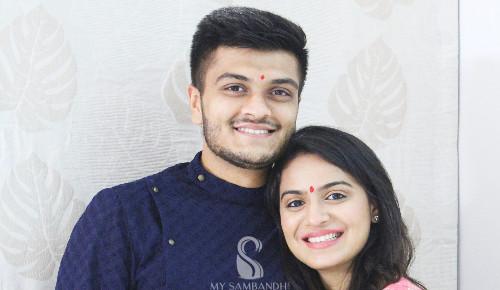 Devanshi & Dhruvin